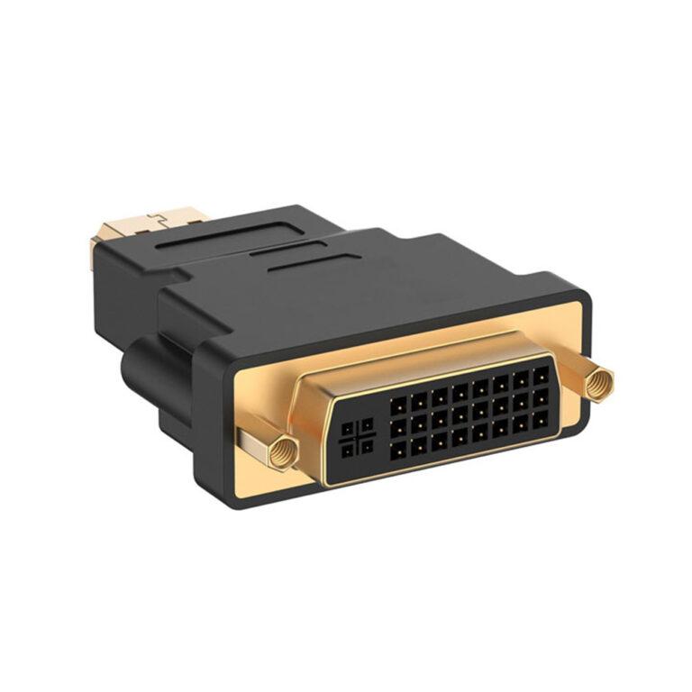 تبدیل HDMI نری به DVI مادگی