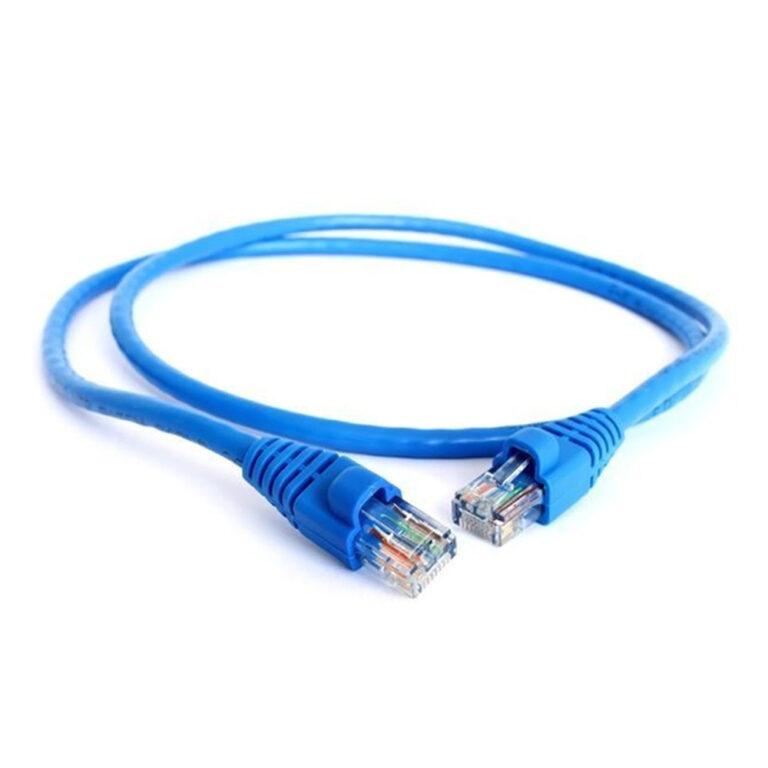 کابل شبکه CAT5 به طول ۱ متر