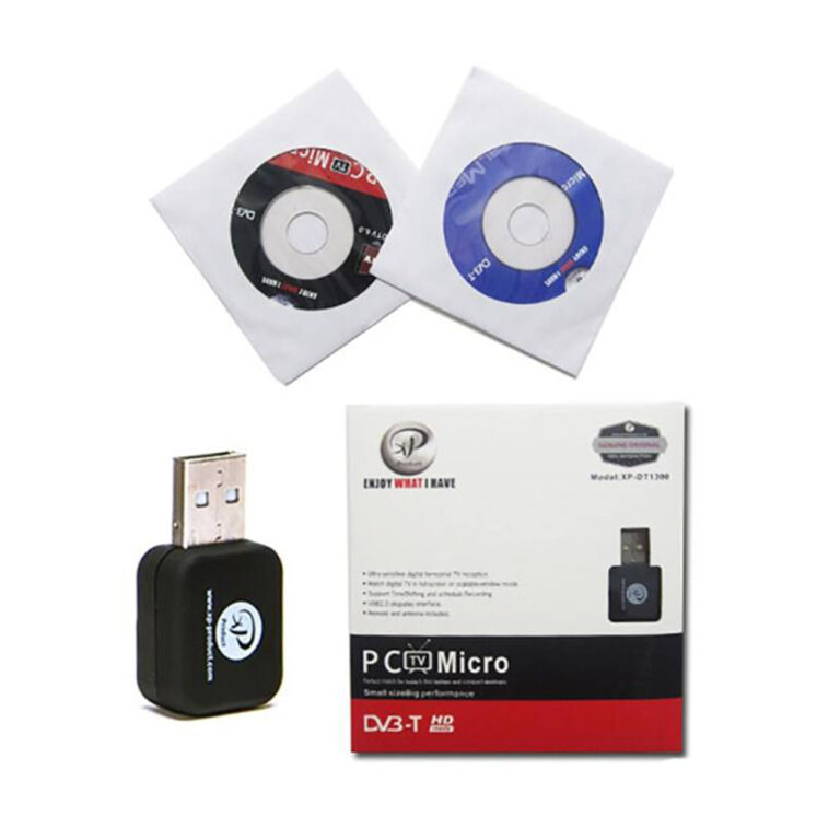 گیرنده دیجیتال USB ایکس پی پروداکت مدل XP-DT1300