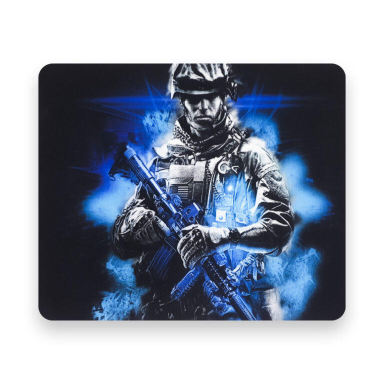 ماوس پد طرح بازی Battlefield کد ۶۶