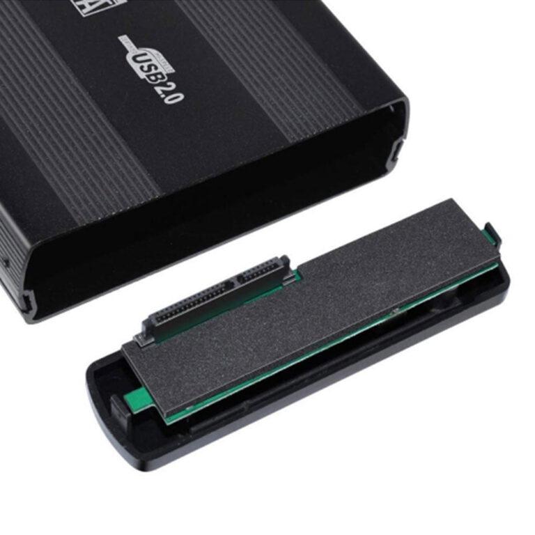 باکس هارد ۳.۵ اینچی USB2.0 مدل E22