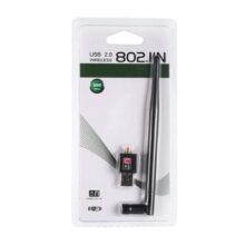 کارت شبکه USB آنتن بلند مدل 802.11N