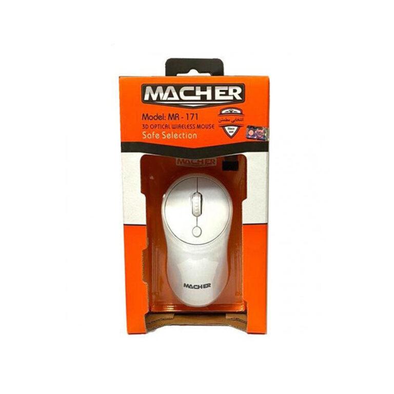 ماوس بی سیم MACHER مدل MR-171