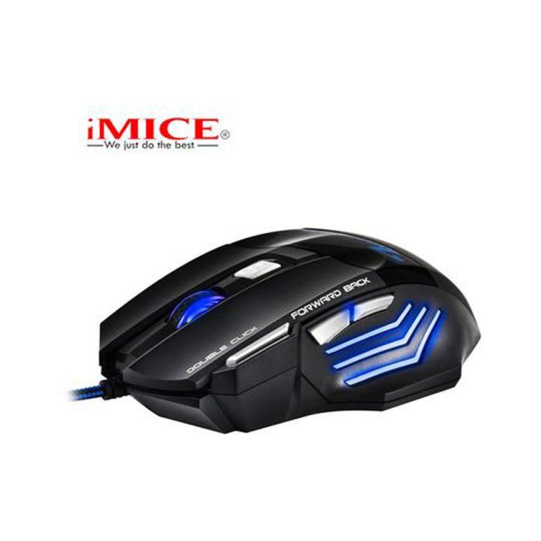 ماوس گیمینگ iMice مدل X7